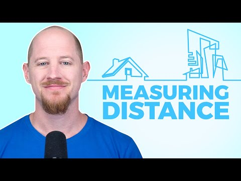 Measuring Distance in Chinese with 离 lí