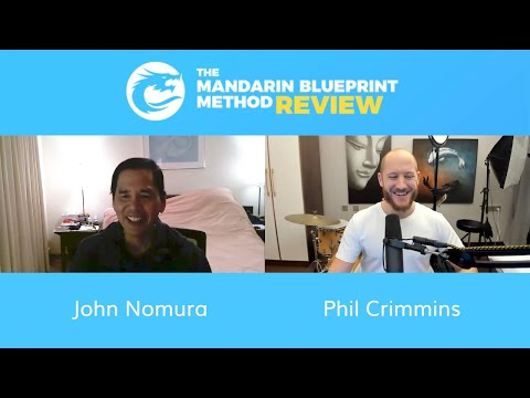 Interview w/ John Nomura - University Learning vs. Mandarin Blueprint