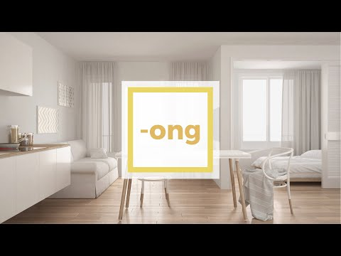 "Set the Scene for ""-ong"" - 汉字 #8 从 cóng"