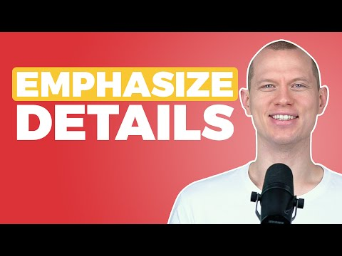 Chinese Lesson - 是...的 & How to Emphasize Details