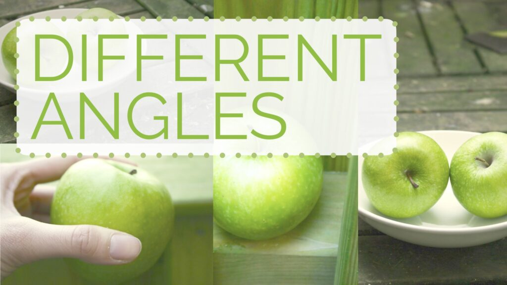 Different Angles - Special Effects