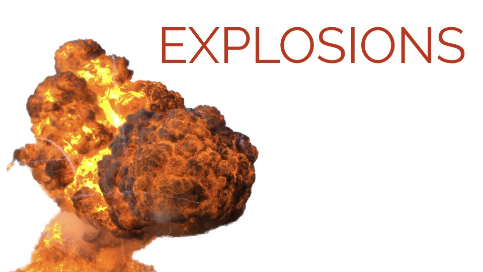 Special Effects - Explosions