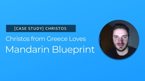 Mandarin Blueprint Case Study Christos