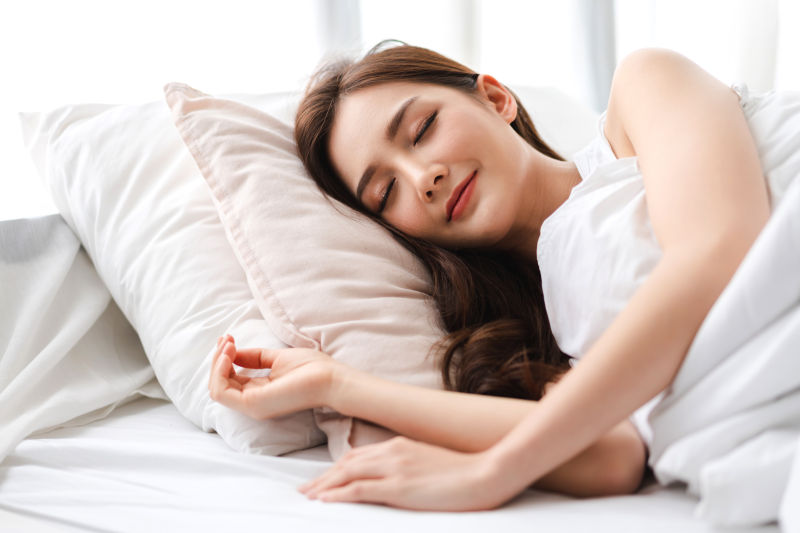 Healthy Lifestyle by Getting Enough Sleep
