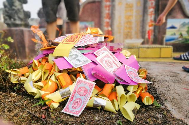 Qingming Festival, Qingming Festival – 清明节 Qīngmíng jié